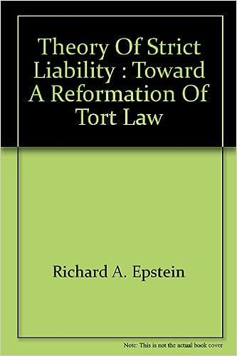 strict liability essay br so is strict liability sinwl