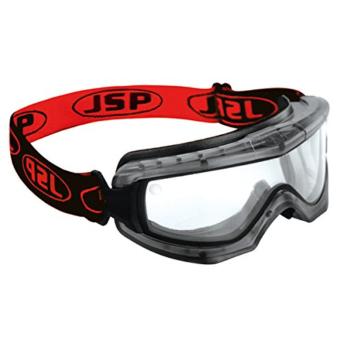 JSP AGM020-723-000 Thermex -40 IDV Double Lens Safety Goggle, K and N Rated JSP Limited