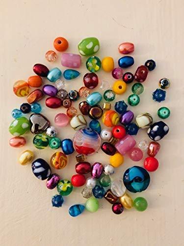 glass bead mix - 1