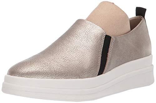 Naturalizer Women's YOLA Sneaker, Zinc, 7 M US (Heel Wedge Sneakers)