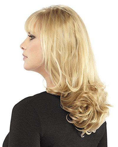 12'' easiXtend Professional Human Hair 8 pc Clip In Women's Extensions by EasiHair - Color 6 by easiHair (Image #4)