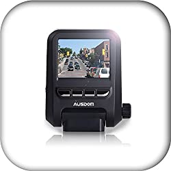 147th Dashboard Car Camera Recorder with HD 1080p Resolution: Motion Detection with Full Functionality - Record Accidents and Incidents