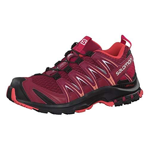 Rojo para de Beet W Red Running Pro Cerise Mujer Trail Black 3D Calzado XA Salomon PF8xqnvq