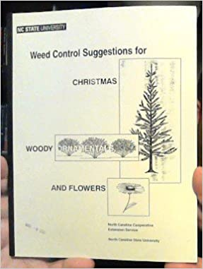 Weed Control Suggestions For Christmas Trees Woody Ornamentals And