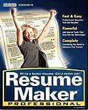 Resume Maker Professional 14 [Old Version]