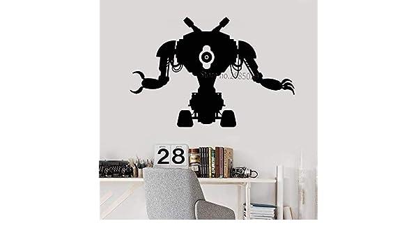 yaoxingfu Robot clásico Juguete Tatuajes de Pared Máquina ...