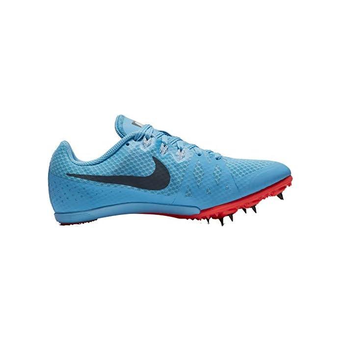 Nike Wmns Zoom Rival M 8 Scarpe Running Donna Blu football Blue Fox bright Crimson 446 39 5 Eu