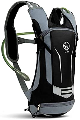 543c3c4df0 U`Be Hydration Pack - Hydration Backpack - Camel Pack Water Backpack  Insulated 2l Bladder Women Men Kids Backpacking - Small Lightweight Water  Reservoir ...