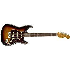Squier '60s Classic Vibe Strat RW 3 Tone Sunburst