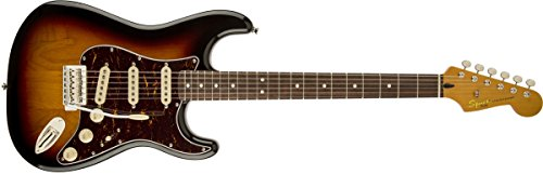 Squier by Fender Classic Vibe 60's Stratocaster Electric Guitar - 3-Color Sunburst - Rosewood Fingerboard by Fender