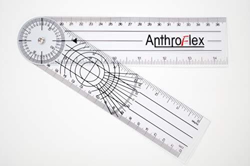 AnthroFlex Goniometer Set of 4: 12
