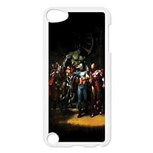 Avengers Comic iPod TouchCase White gife pp001_9262582