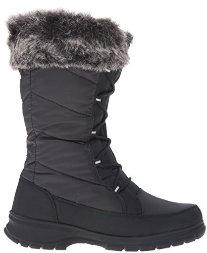Kamik Kvinners Yonkers Snø Boot Sort