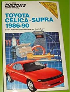 Toyota celica supra 1979 1992 haynes manuals john haynes mike chiltons repair manual toyota celica supra 1986 90 covers all models of fandeluxe Gallery