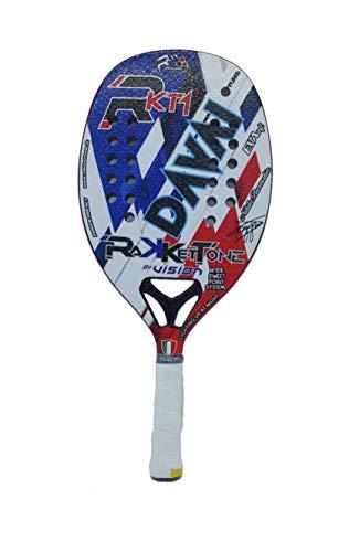 90205877f Rakkettone Racket Racquet Beach Tennis Davai 2019