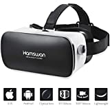 HAMSWAN 3D Virtual Reality Headsets with Unique Design
