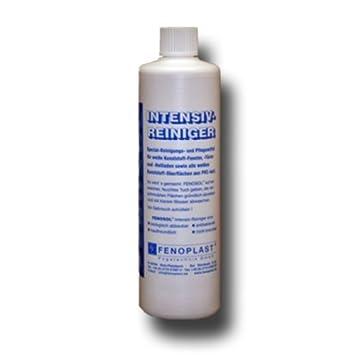 Limpiador de Plásticos Profesional Fenosol - Limpiador Intensivo Para Superficies Blancas de Plástico PVC como Ventanas, Puertas y Persianas Solución ...