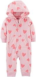 Baby Girls 1 Pc Cotton Jumpsuit