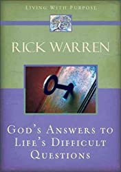 (God's Answers to Life's Difficult Questions (Supersaver)) By Warren, Rick (Author) Hardcover on (09 , 2006)