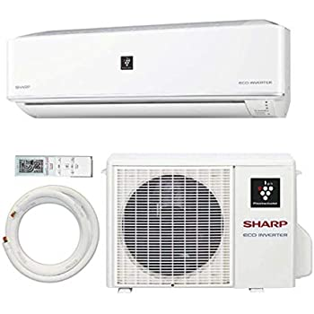 Amazon Com 9000 Btu Sharp 22 Seer Ductless Mini Split Dc