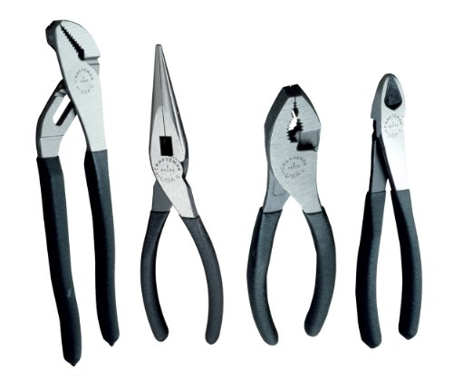 Craftsman 009-45235 4 Piece Plier Set