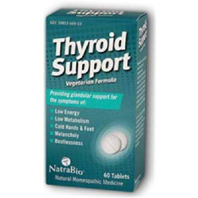Soutien thyroïde Natra-Bio (1x60TAB)