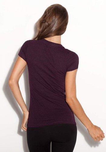 Bella 8435 Ladies Tri-Blend Deep V-Neck