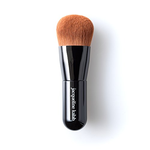 Magic Foundation Brush - The Most Addictive, Most Useful, Most Amazing, Most Can't-Live-Without Makeup Brush on the Market, by Jacqueline Kalab (Jane Powder Brush)