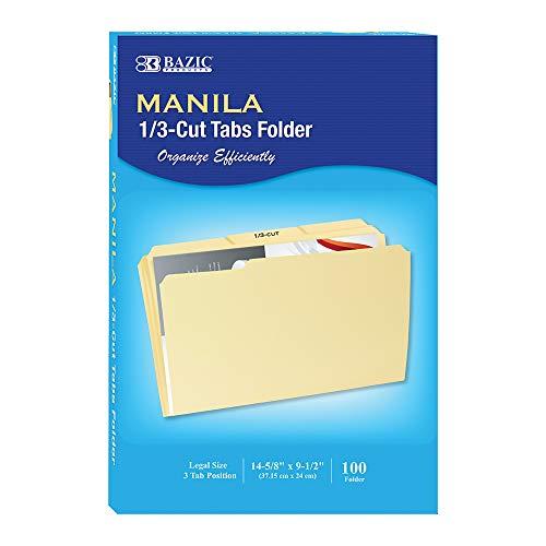 Most Popular Manila File Folders