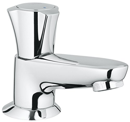 Grohe Costa DN 15 20404001 Tap Fitting with Cast Flow Spout Chrome (Grohe Cast)