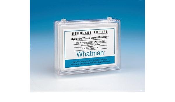 Whatman 7060 – 2502 cyclopore policarbonato membrana ...