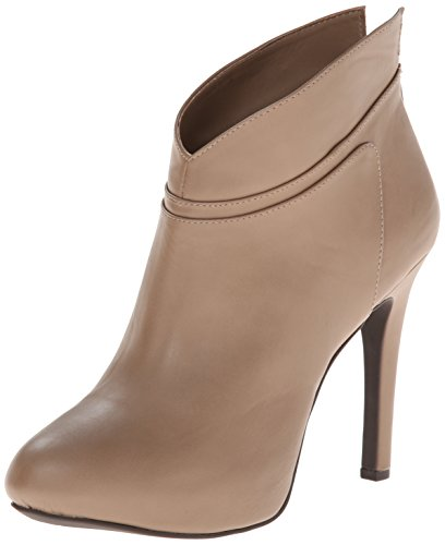 Jessica Simpson Women's Aggie Boot, Totally Taupe, 7.5 M US