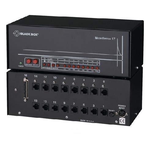 Black Box SL001A, MicroSwitch 3SP