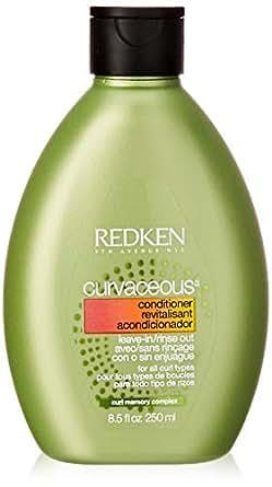Redken Curvaceous Curl Memory Complex Conditioner for Unisex - 8.5 oz, 272.16 g