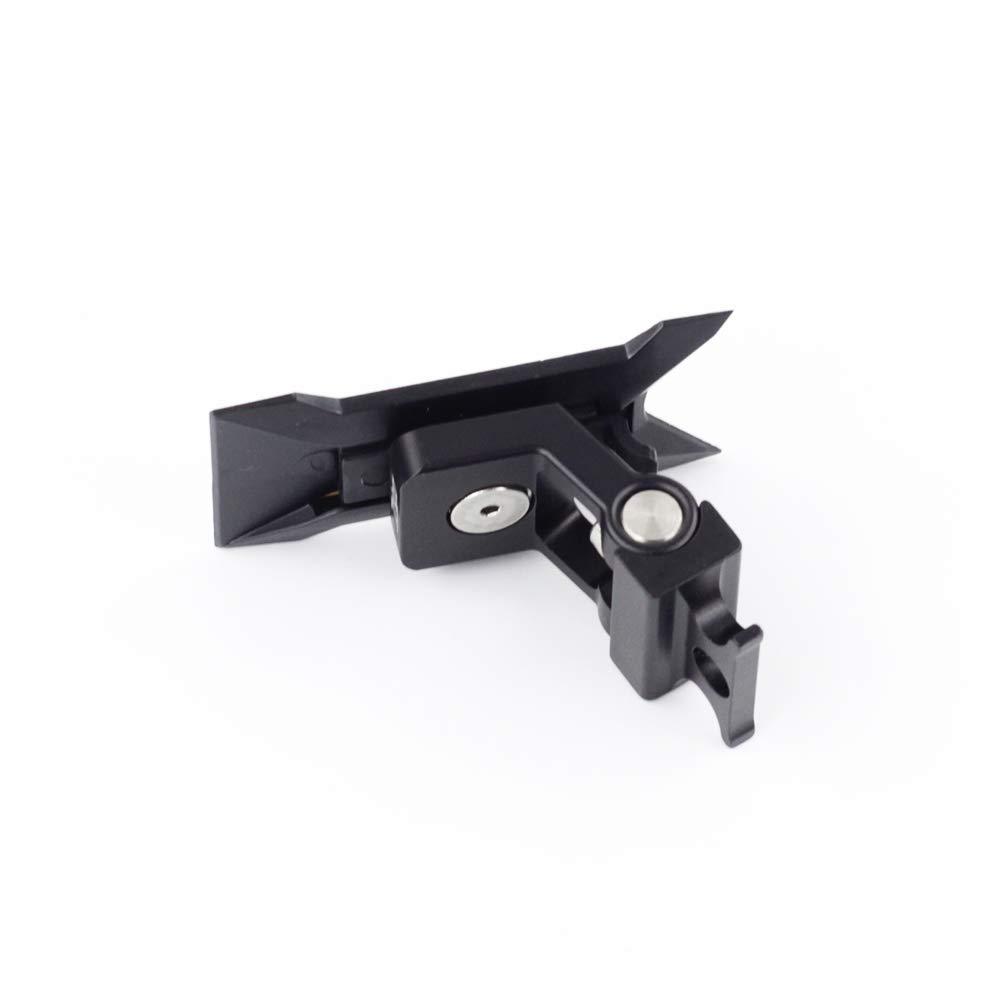 Trigo Cycling Mobile Phone Mount Holder Adapter Bike Accessories for Brompton Folding Bike Universal Smartphone S(Black by Trigo