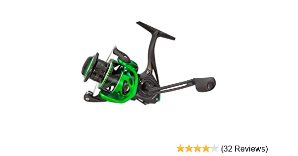 Lew/'s Fishing Mach Speed Spin Spinning Reel 200 Ambidextrous MS200