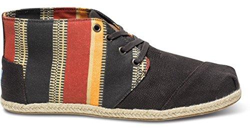 Mens Toms ECI Stripe Desert Botas Size 10.5 oq8n51