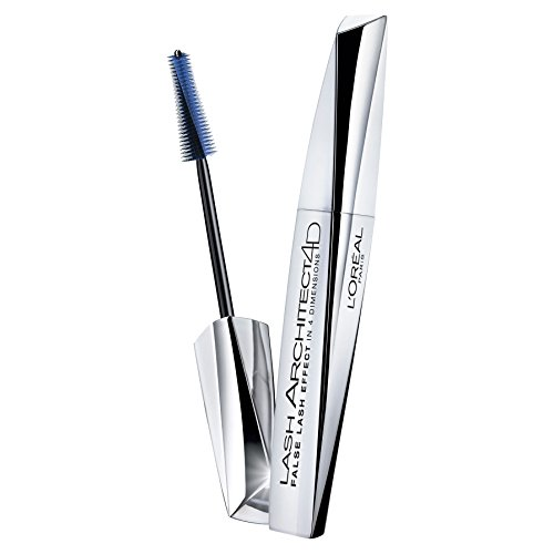 L'oreal Lash Architect 4D Mascara for Women, Black, 0.4 Ounce