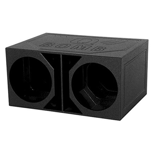 dual 15 inch vented subwoofer box - 6