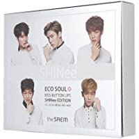 The Saem Eco Soul Kiss Button Lips Set_Shinee Edition by The Saem International