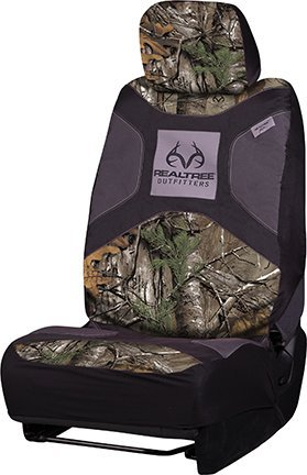 Realtree Camo Seat Cover | Low Back | Xtra | - Silverado For Seat Covers Chevy