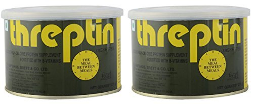 2 x Threptin Diskettes / Biscuits / Biscuit / Biscuity - 275 Gms (Original) (Pack of 2) by THREPTIN