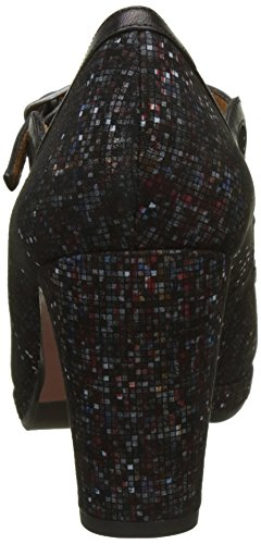 Pandy Mary Donne tailu Noir Chie Multi Negro Delle Mihara cip Janes TqxE45