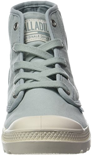 Donna Collo Alto Pampa Hi Grigio a Gray Sneaker Mist Marshmallow Palladium K92 qBF7wYY