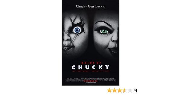 Bride Of Chucky Movie Poster 24x36