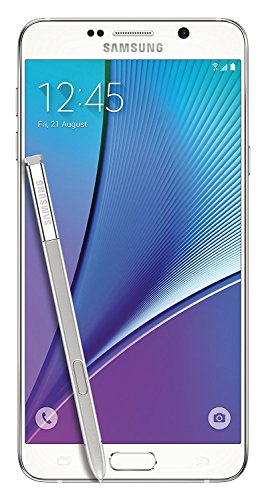 Samsung Galaxy Note 5 N920A 32GB GSM Unlocked Cellphone, White