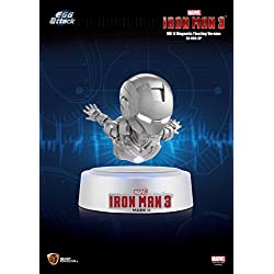 "Beast Kingdom Egg Attack Mark II Magnetic Floating Ver.Iron Man 3"" Action Figure"