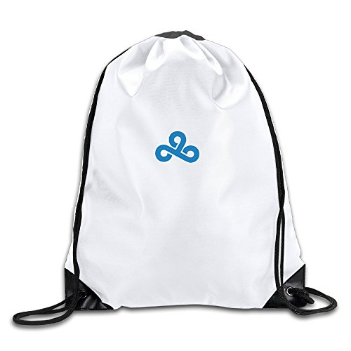 bydhx-cloud9-c9-logo-drawstring-backpack-bag-white