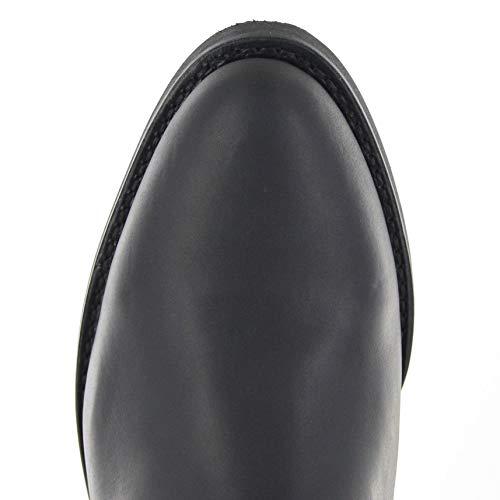 FB BootsDiego Fashion Stivali Uomo Nero western xw8PqY8F