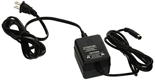 BEHRINGER PSU8-UL 120V Ul Fuente de alimentación de repuesto para The Vamp V-Amp2 V-Amp3 Lx1B y Dfx69 Black, (PSU8UL)